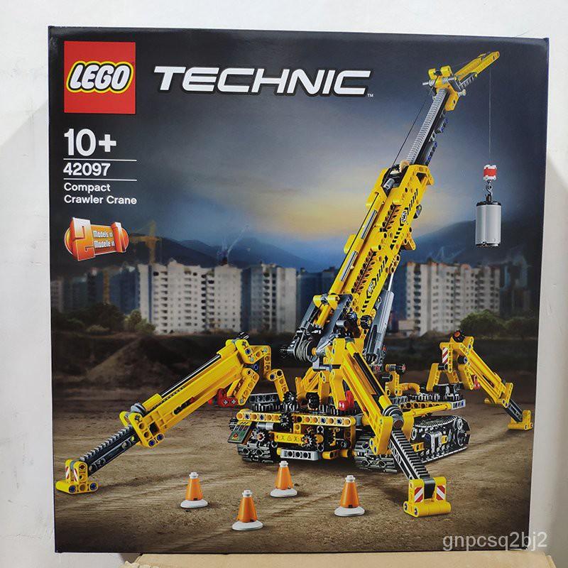 【現貨免運 關注減300】LEGO樂高 機械組系列 42097 精巧型履帶起重機