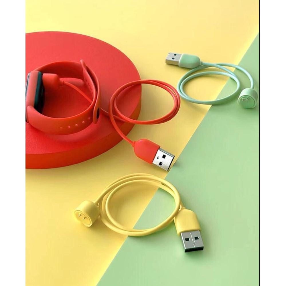 小米手環6磁吸充電線 小米5官方同款充電器線 小米5手錶 充電器 M5充電線 小米手環5保護膜 小米手環2/3充電線