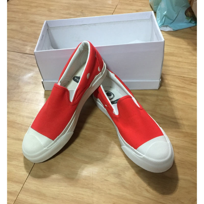 A la sha 懶人鞋