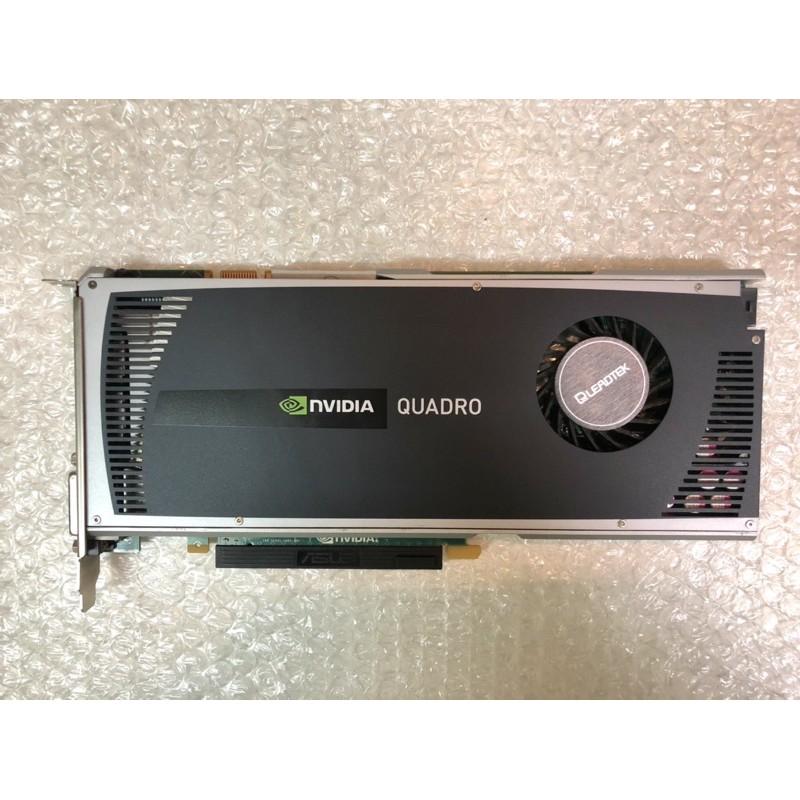 [二手]9成新 Nvidia Quadro 4000 DDR5 2GB 繪圖卡