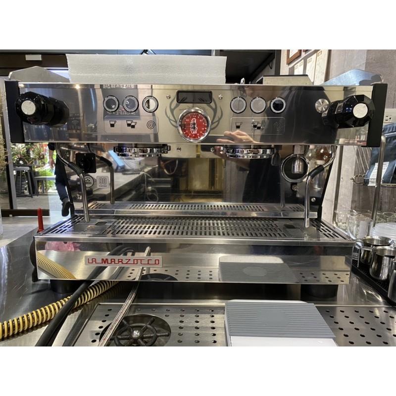 (現貨展示機)La marzocco linea pb 雙孔半自動咖啡機