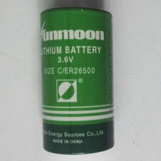 全新 原裝正品SUNMOON ER26500 3.6v高性能 鋰電池 2號 C型 26500