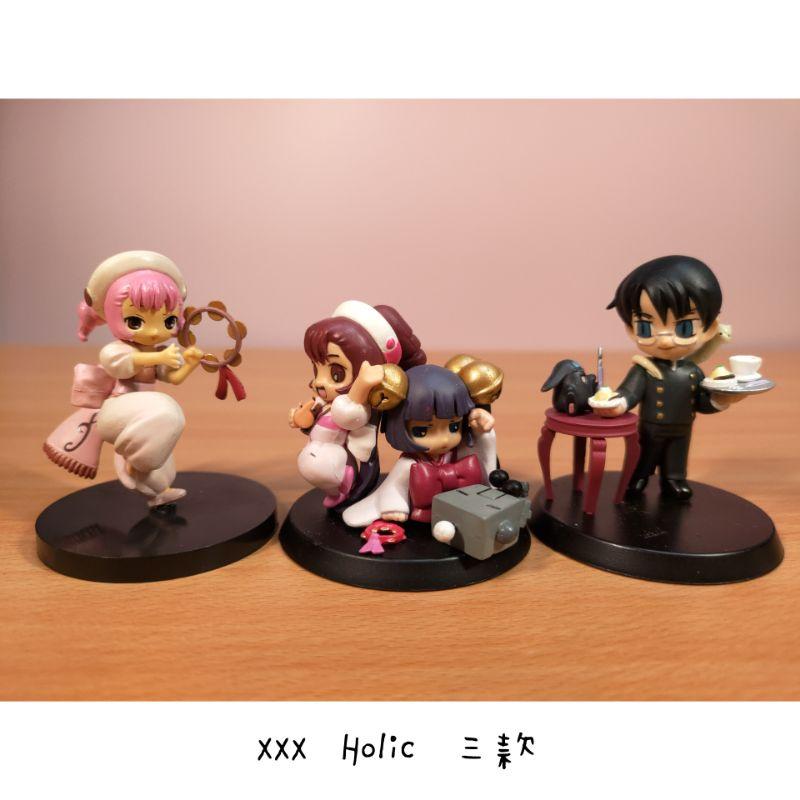 (二手正版)小公仔隨便賣 XXX Holic Tsubasa翼 聖誕夜驚魂傑克 天上天下 紅白機 公仔 模型 動漫週邊