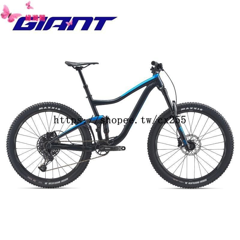 【潮流家居】 GIANT捷安特Trance 3雙避震12速軟尾林道探險登山車山地自行車