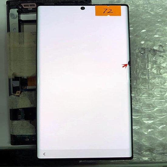 采和煙具專營店-樊卓適用三星NOTE10 NOTE10+ NOTE20U PLUS原裝屏幕總成內外顯示蘋果手機後蓋