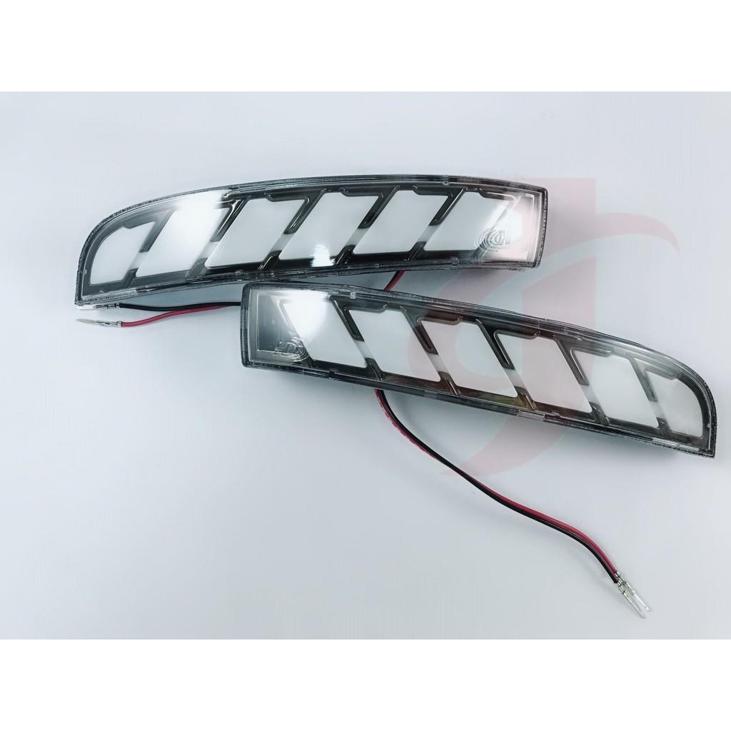 🚗金強車業🚗 FORD KUGA  ECOSPORT 後視鏡流水日行燈 堆疊演示 方向燈  原廠部品 DIY 單功能