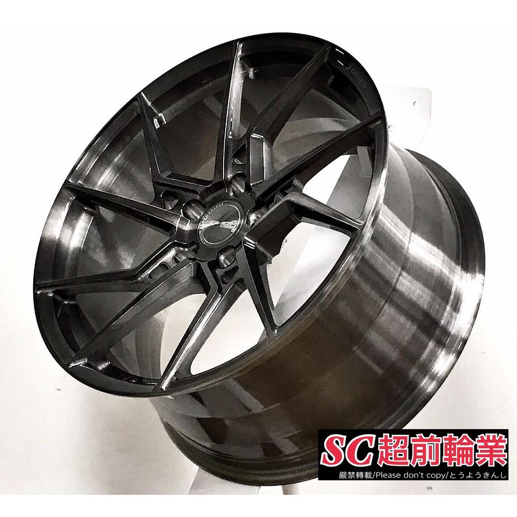 【超前輪業】MAHOM MAX31 鍛造鋁圈 20吋鋁圈 5孔114.3 5孔112 5孔108 5孔120 客製化