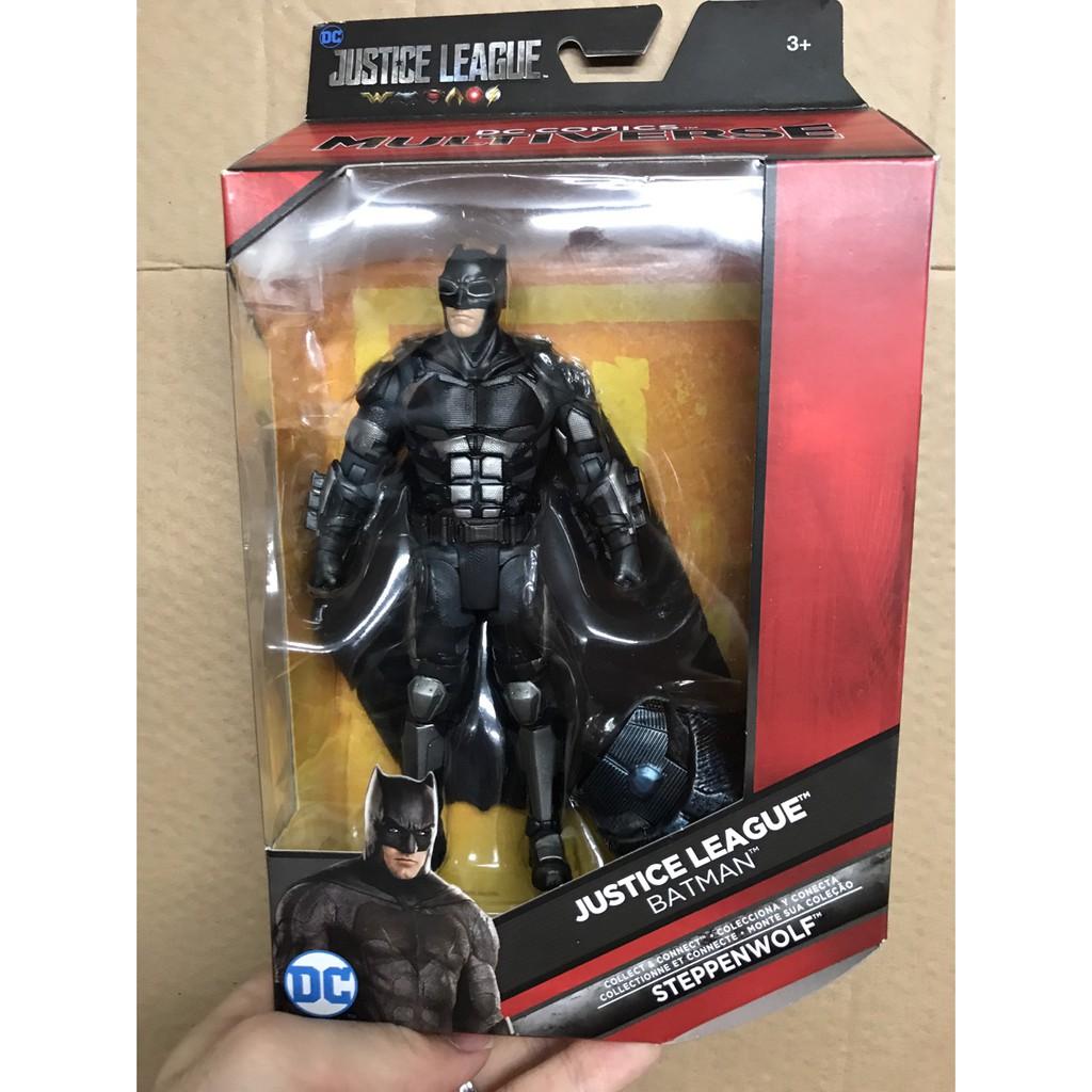 {克拉克玩具} 正美版 DC Multiverse 正義聯盟 電影版 蝙蝠俠 Batman