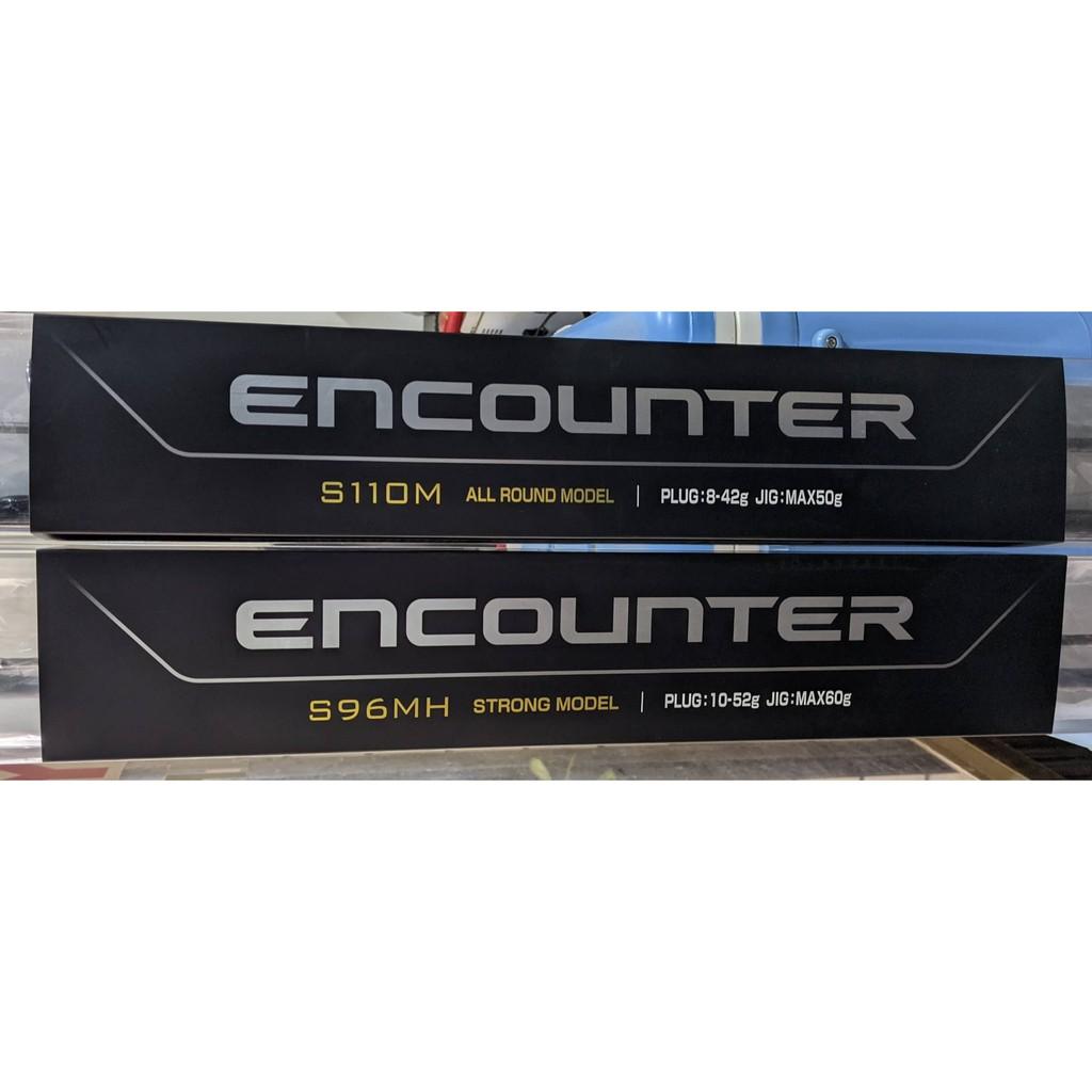 [投釣用品社] SHIMANO ENCOUNTER S110M/S96MH