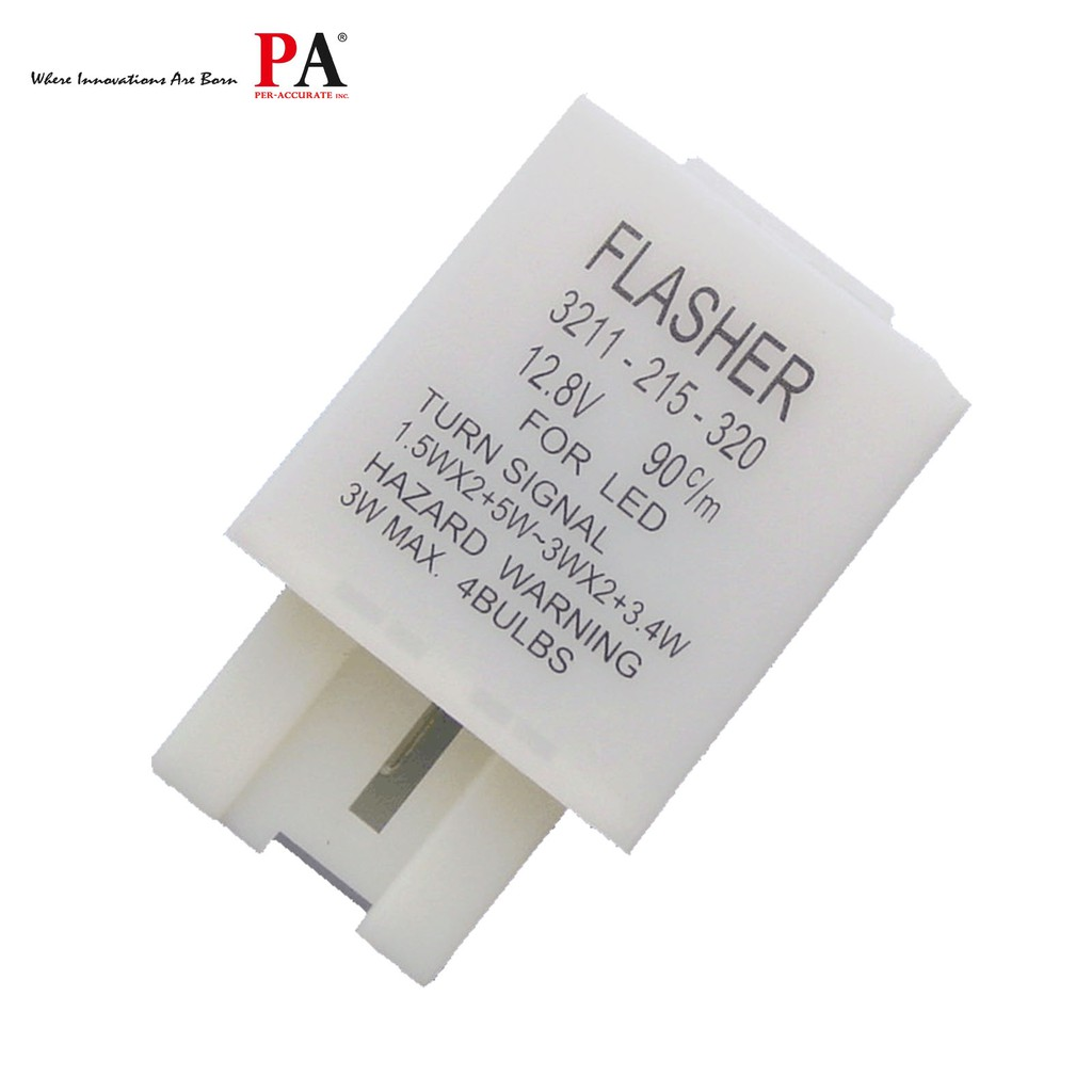 【PA LED】FORD 福特 Tierra Ixion 8PIN 防快閃 LED 方向燈 繼電器 閃光器 閃爍器