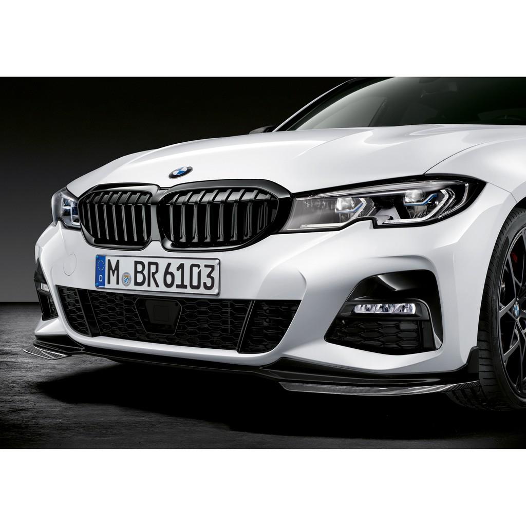 BMW M Performance原廠 G20/G21高光黑水箱護罩G20 320i 330i M340i G21 鼻頭