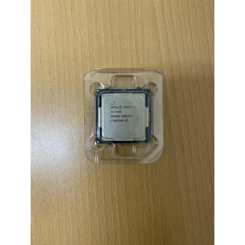 Intel i5-7400 LGA1151.H170A GAMING PRO 主機板 微星