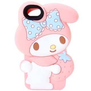 Iphone美樂蒂軟殼 F͙u͙j͙i͙k͙o͙8835 -My Melody iPhone5Case Sanrio正貨 高雄市