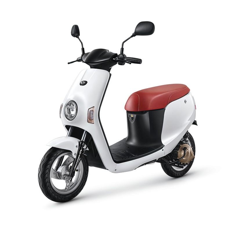 騰輝電動車 中華電動車北投區經銷商 鋰電版免掛牌免駕照 e-moving Shine