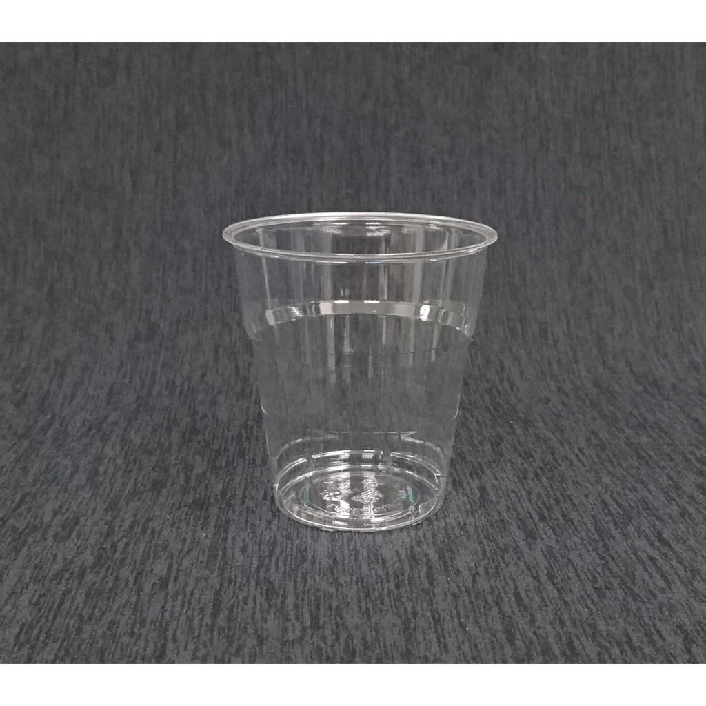 含稅 2000個/箱【200cc 透明水晶杯】透明硬杯 冷飲杯 透明杯 塑膠杯子 飲料杯 冷杯 水杯