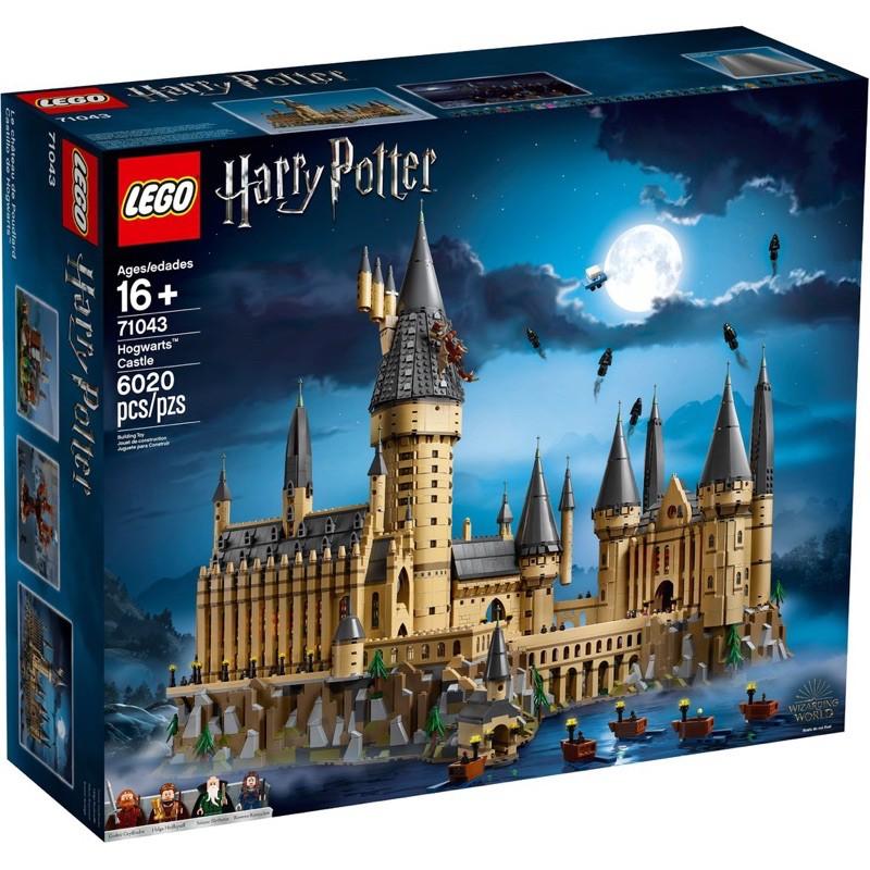 《傑克玩樂高》LEGO 樂高 71043 霍格華茲城堡 Harry Potter 哈利波特