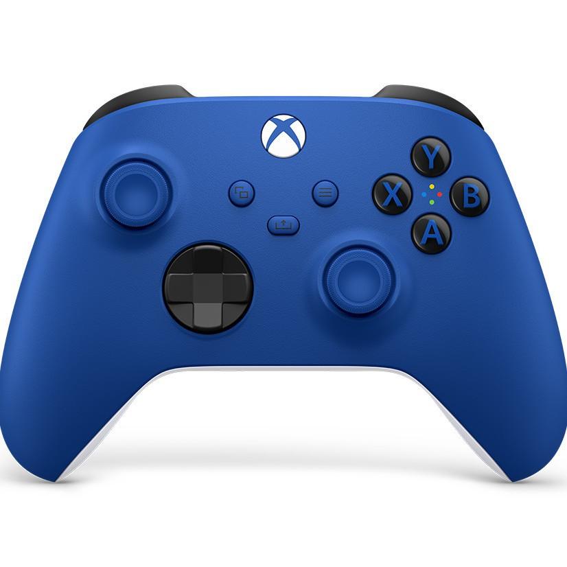 【新品熱賣】Xbox 無線控制器 2020 波動藍手柄 Xbox Series X/S PC游戲手柄