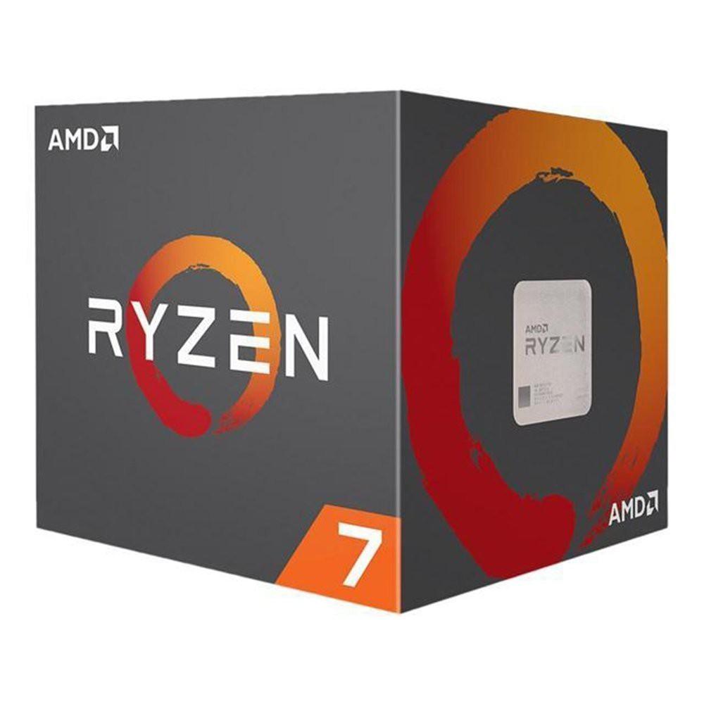 AMD Ryzen™ 7 2700X 處理器