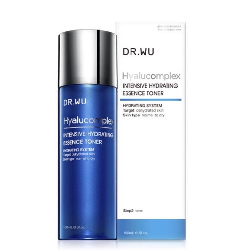DR.WU 玻尿酸保濕精華化妝水(150ml)