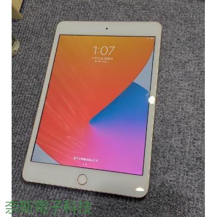 二手 蘋果Apple IPad Mini4 Mini5 16G 32G 64G 128G Wifi(奈斯電子科技)