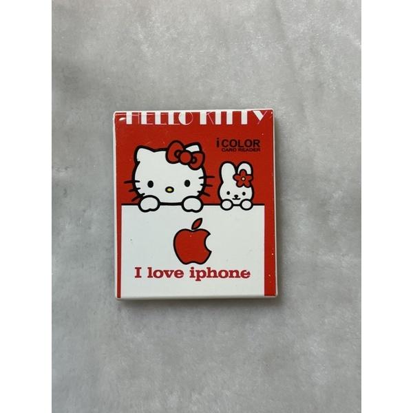 Hello Kitty 讀卡機 USB2.0 全新出清