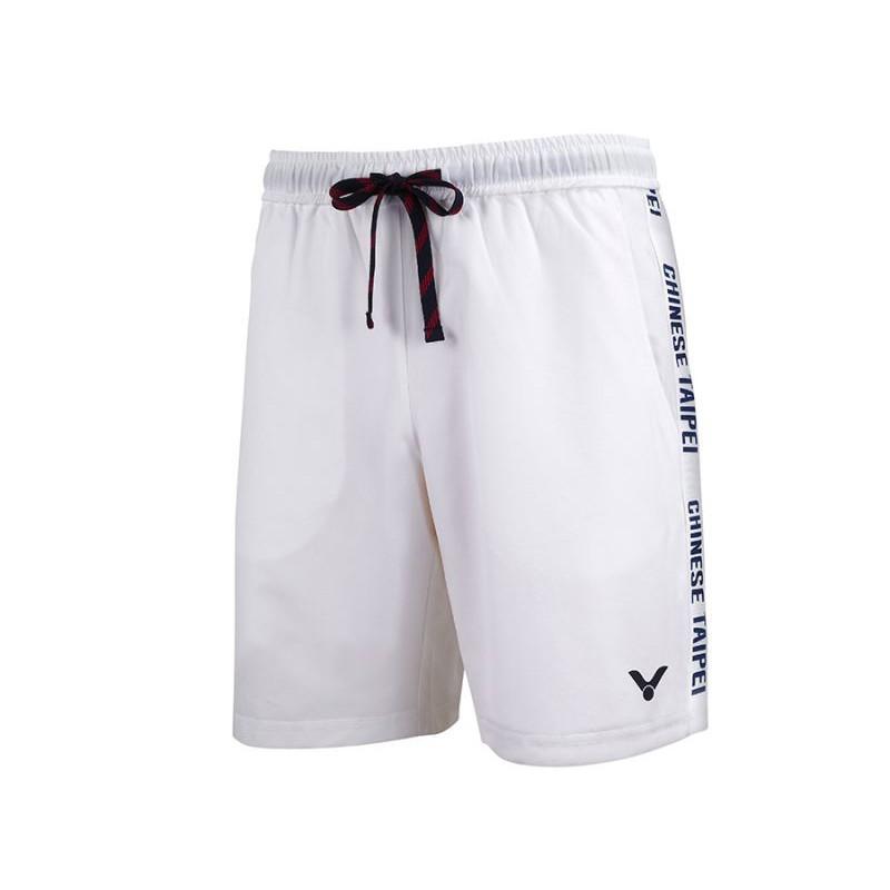 🏸SOSA羽球超市🏸【褲】VICTOR R-2030 東京奧運中華隊休閒短褲 (中性) 吸濕 快乾 抗菌