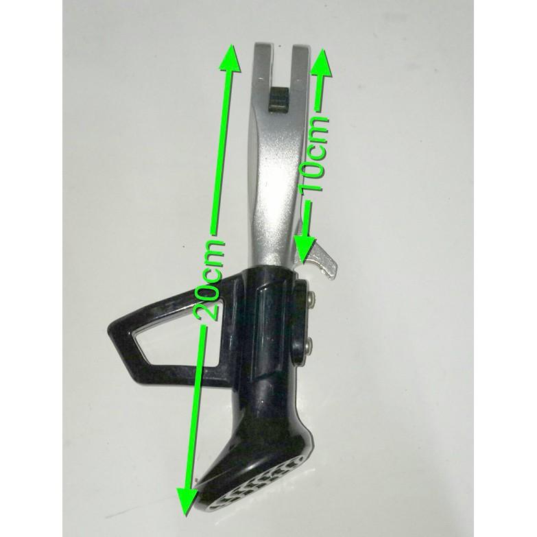 ∞快速出貨∞電動車機車電摩多段式可調高低側柱邊撐側柱柱車側支架側腳架可調式通用改裝