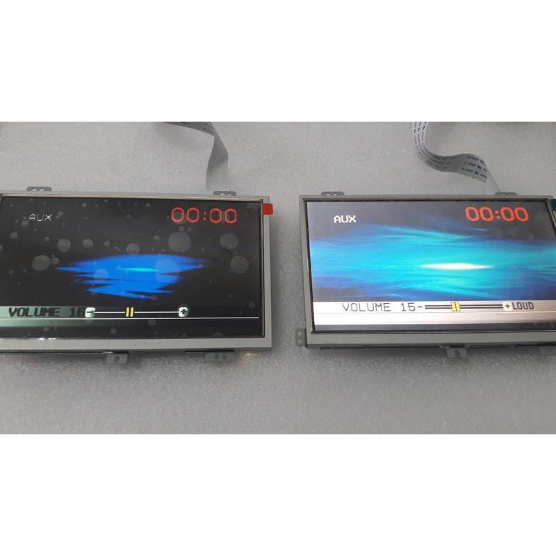 三菱 SAVRIN INSPIRE GRUNDER 中央螢幕 東芝 全新面板 小口 附大口轉接線