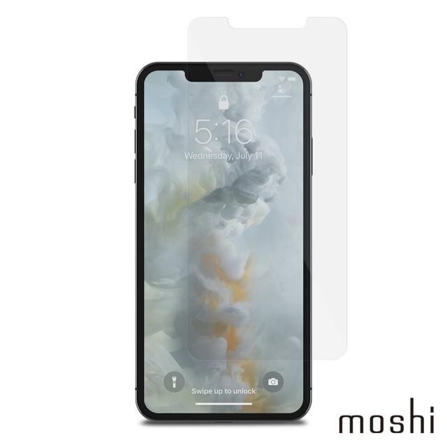 Moshi AirFoil Glass iPhone 11ProMax / Xs Max 內縮版清透強化玻璃螢幕保護貼