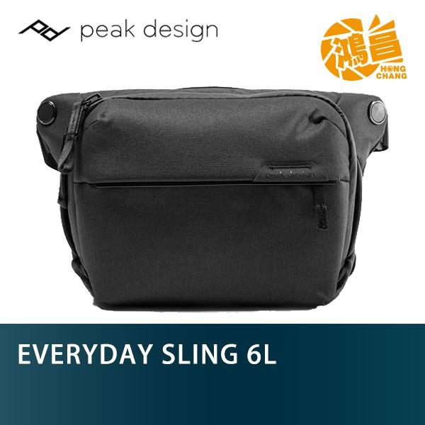 Peak Design Everyday Sling V2 6L 沉穩黑 魔術使者隨行攝影包 後背包 公司貨【鴻昌】