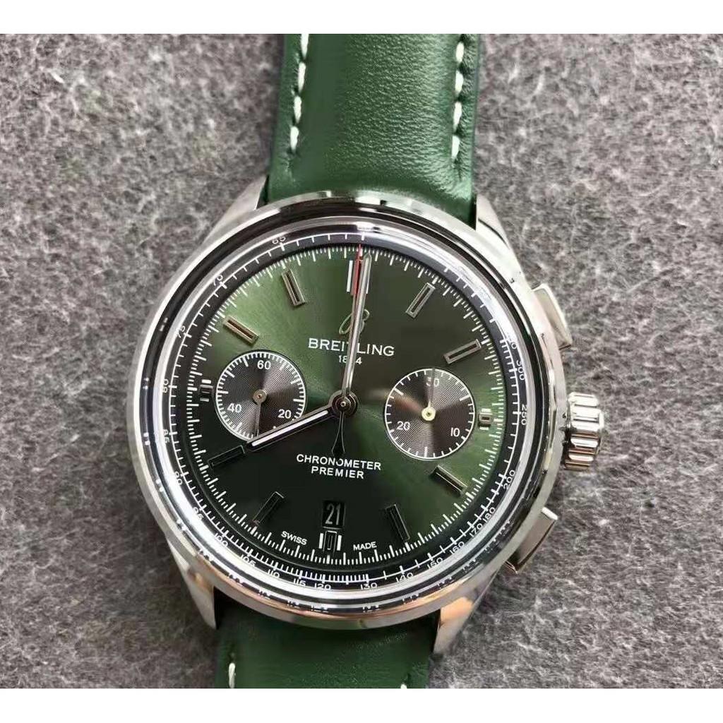 BREITLING  百年靈  噗雅B01計時腕錶  賓利特別版  吳彥祖同款