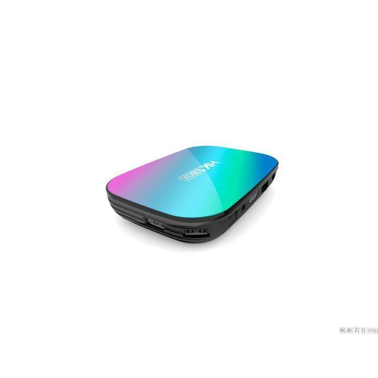 熱銷 hk1 box ott tv box amlogic s905x3 android 9.0 Set-top box