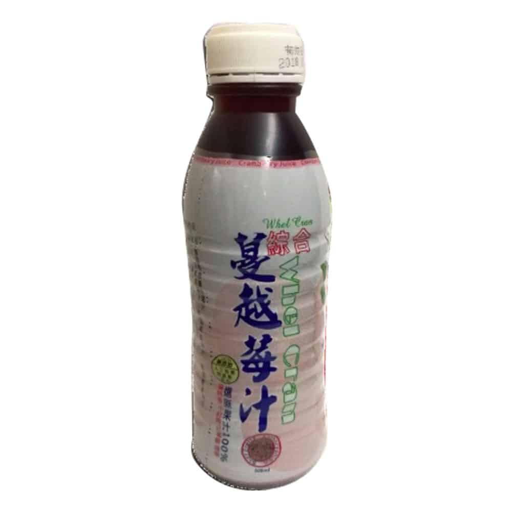 惠幼蔓越莓汁500ml x1罐 買11罐贈1罐(共12罐)