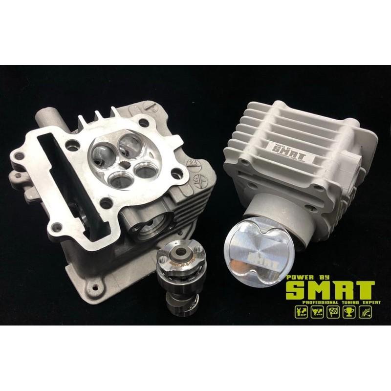 『XZ』SMRT 63缸 直上引擎套件 引擎套件 缸頭加工 氣門加大 CNC氣道 凸輪 改缸 JETS/JETSR