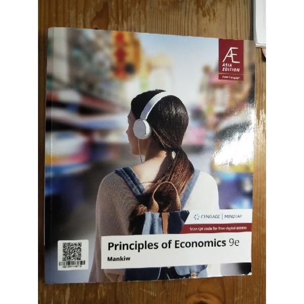 經濟學 Principles of Economics 9e 第九版