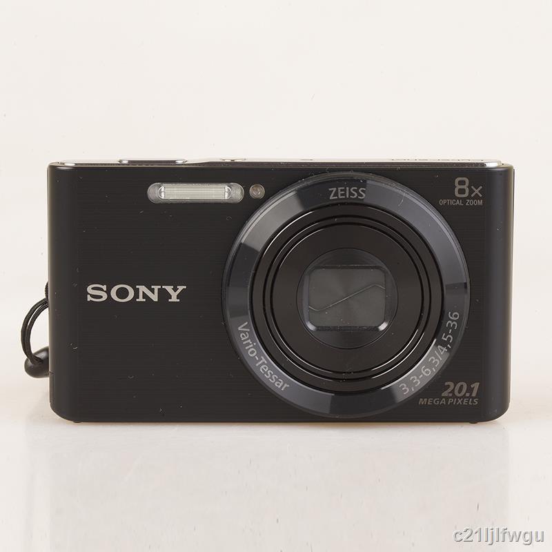 Sony索尼DSC-W830 W810 W800 W55數碼相機2010萬像素蔡司鏡頭二手
