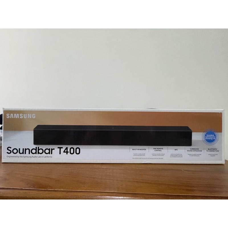 全新 Samsung Soundbar T400 聲霸