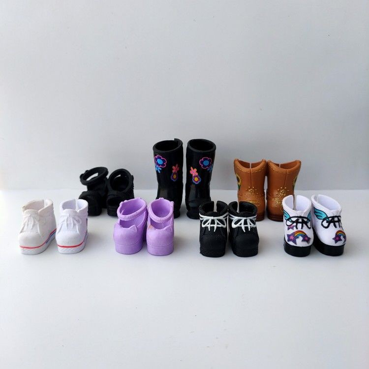 【佳佰酷】NaNaNa Surprise驚喜娜娜美發娃娃 時尚高跟鞋子系列 高跟鞋 配件