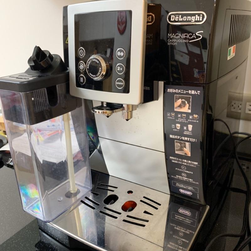 迪朗奇 咖啡機 二手 新北市面交