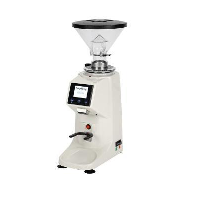 意式電控定量磨豆機專業商用咖啡館電動磨粉機家用研磨機可選110V【敏敏嚴選】