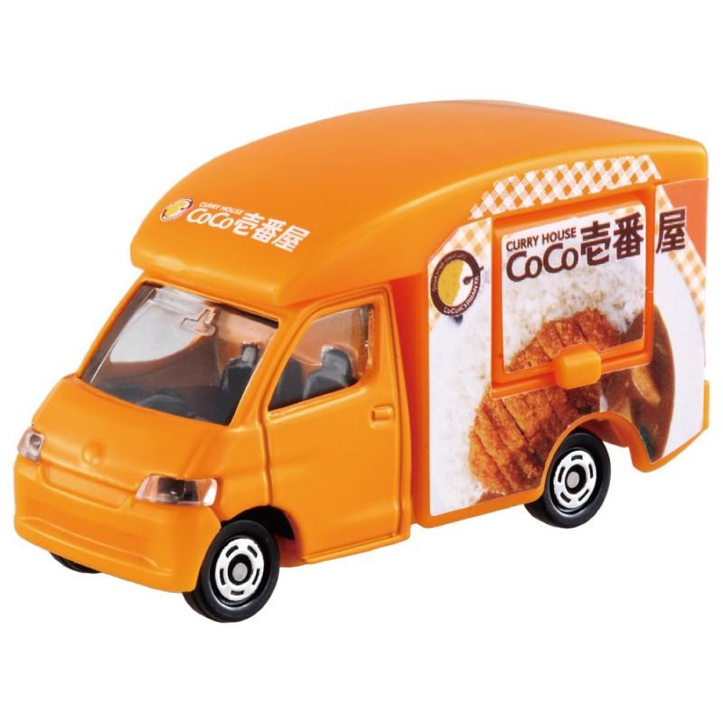 TOMICA 多美小汽車 NO.91 CoCo Ichibanya廚房車 玩具反斗城