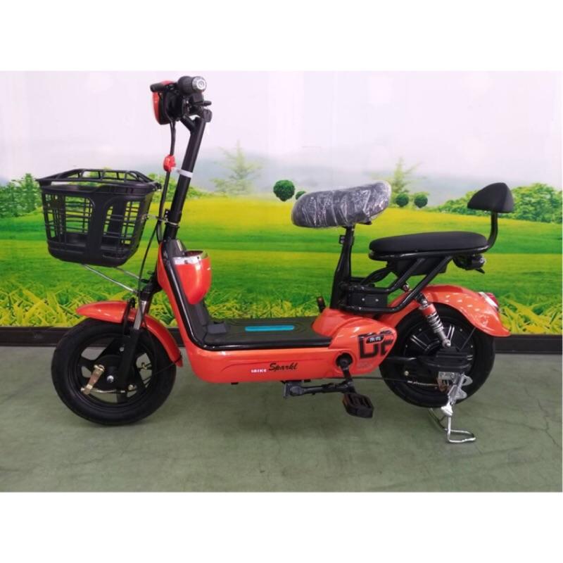 【鉅珀】限時優惠48V 350W來克016/16吋電動自行車~電動車-電動腳踏車