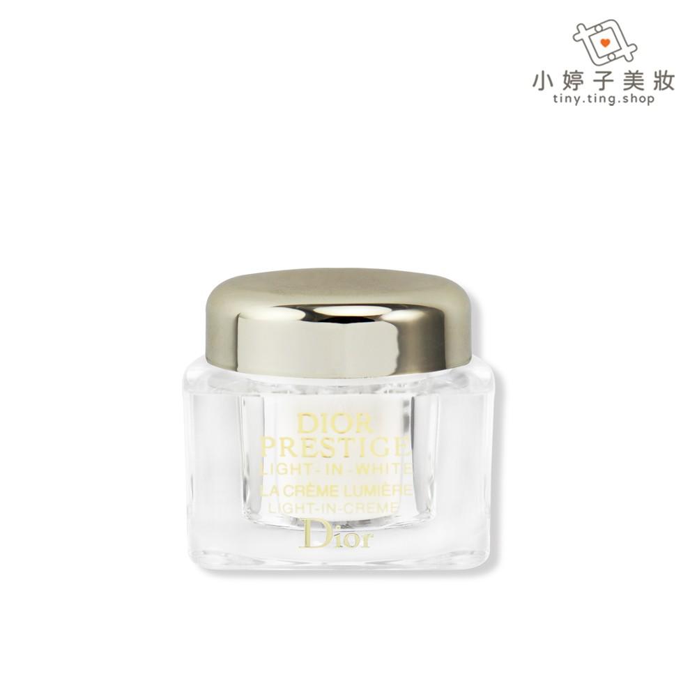 Dior迪奧 精萃再生光燦淨白乳霜5ml 到期日2022/01 小婷子美妝【即期出清】