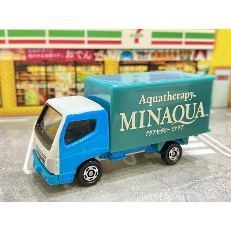 tomica 可口可樂 mitsubishi Fuso coca cola 套組 盒組 貨車 物流車 配送車 50