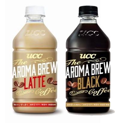 🌟JS 生活小舖🌟💕免運💕UCC 艾洛瑪黑咖啡/拿鐵咖啡 525ml (24入/箱)