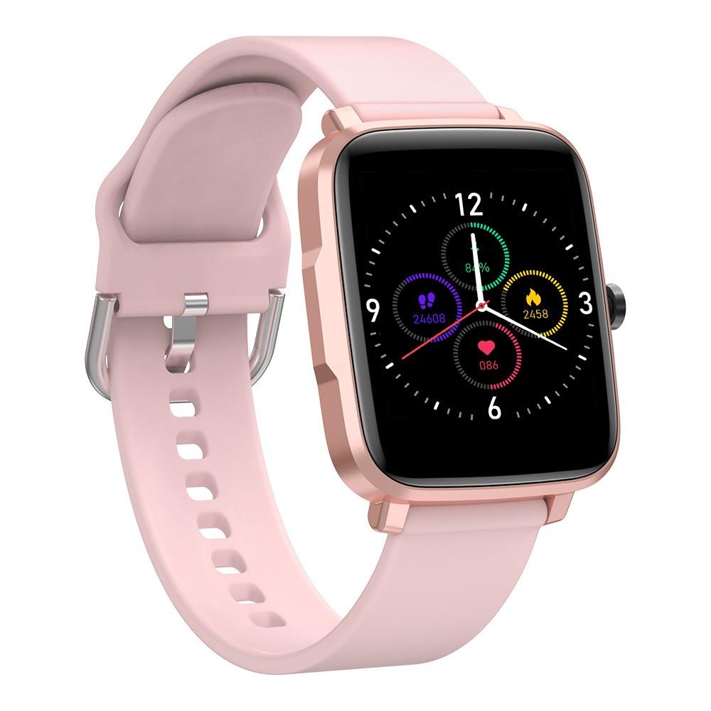 智慧手錶新款F2智能手錶心率血壓體溫監測女性生理周期提醒智能運動手表