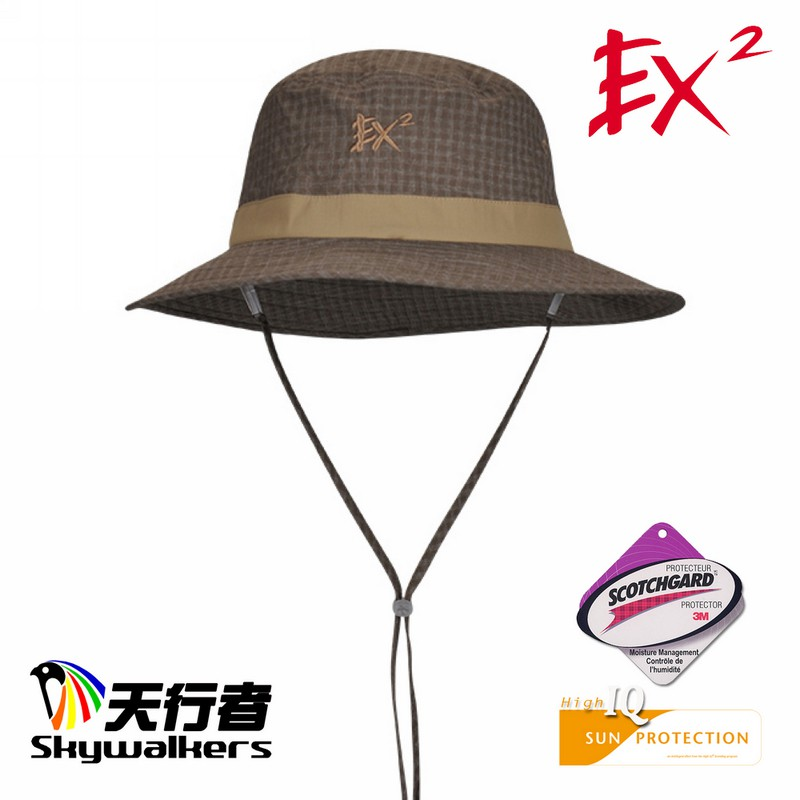 德國EX2 快乾遮陽帽(荒野)全新現貨
