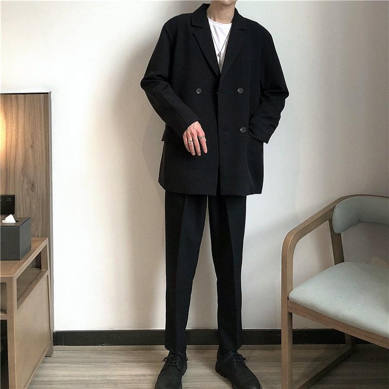 【現貨】UIC2020新款韓版西裝外套男chic