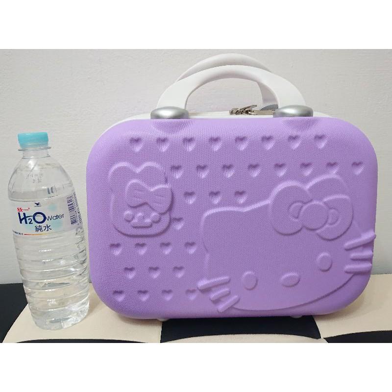 Kitty 14吋 迷你 行李箱 手提箱 旅行箱 登機箱 化妝箱