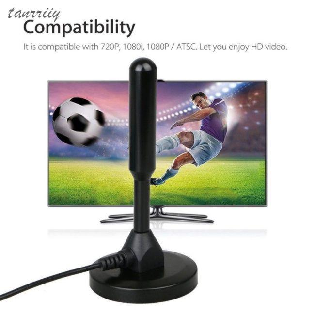 200 英里範圍天線電視數字高清天空線 4k Antena 數字室內高清高清電視 1080p